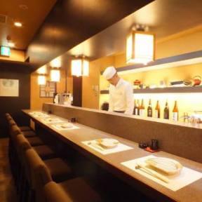 日本酒と旬の天ぷら 健菜天 佳川