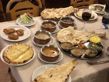 インド料理 タージ・マハル 江戸川橋