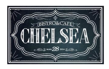 bistro&cafe CHELSEA