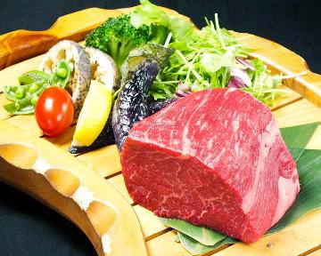 梅田 肉バル 肉の寿司 鉄ぺー
