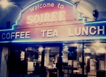 CAFEE de SOIREE