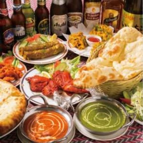 インドカレー ビンディカ 東海店