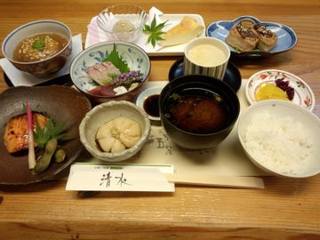 お食事亭 祇園 清水
