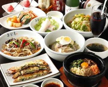 韓国旬彩料理 妻家房 アトレ恵比寿店