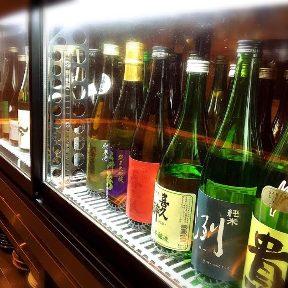 神楽坂 日本酒専門店 坂下良酒倉庫