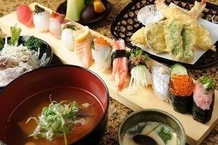 回転寿司 四季のさかな 鮮