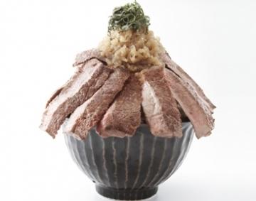 1ポンドのステーキ・ハンバーグ タケル 天満店