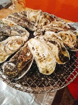 松島 牡蠣食べ放題 ヨシタケ食堂