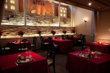 ホテルメルパルク岡山 レストラン ミザール