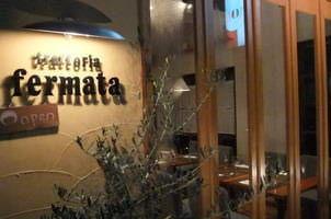 トラットリア フェルマータ