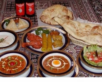 ネパール・インド料理 インディモモ