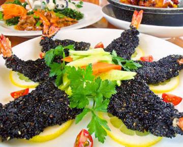 中華美食 台北榕園
