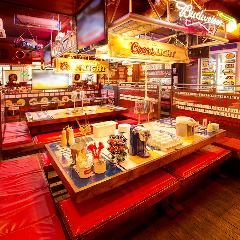 GB's CAFE 日吉駅前店 HotRodDiner