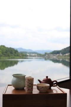 茶館喫茶去