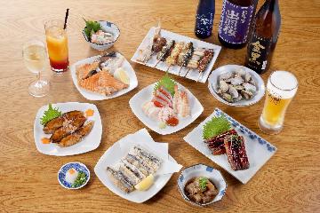 漁港直送 海鮮居酒屋 丼太郎 九段南本店