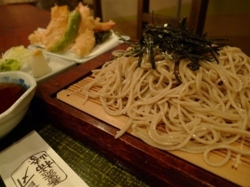 五代目 カネシメ 蕎麦処柿崎