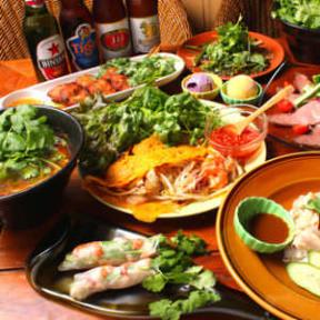 アジアン食堂 ジョージのレシピ