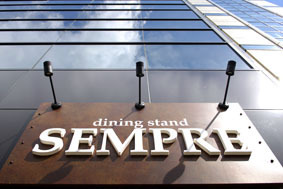 dining stand SEMPRE
