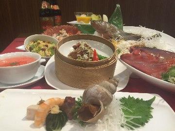 中国海鮮 酒家 李白