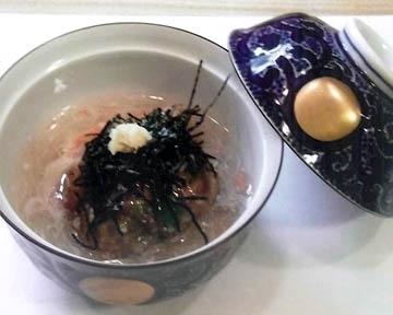 旬のお料理桜