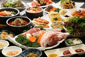 韓国料理 スンチャン