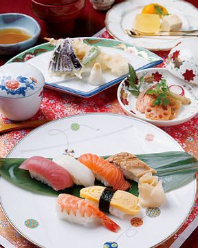 回転寿司 とんぼ
