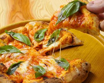 イタリアンとピッツァ Tenerezza
