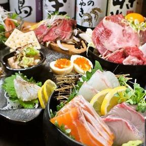 魚と肉 ASHIATO あし跡
