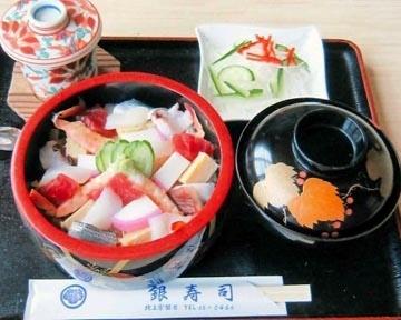 銀寿司 常盤台店