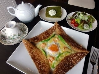 cafe apres-midi カフェアプレミディー