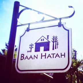 BAAN HATAH dining table