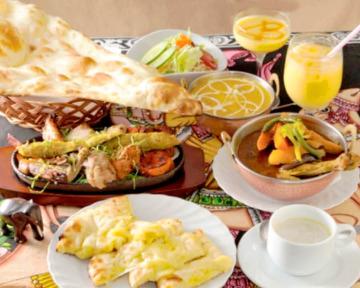 インド料理 DIP RASNA 枚方店