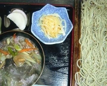 おそばと和食の店 糸柳