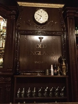 BAR OLD ENGLAND