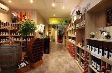 オスコンチネントワインバー 栄店