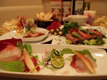 Japanese Dining にの