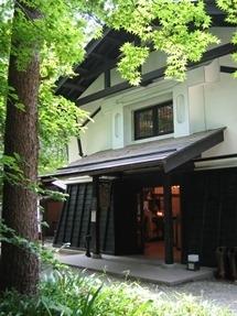 ハイカラ館(角館歴史村・青柳家)
