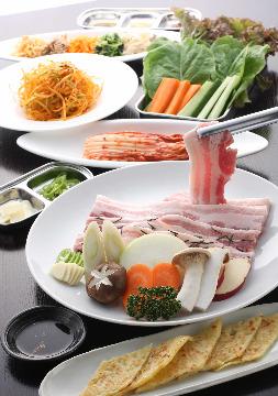 韓国料理ハンアリ