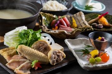 ホテルラングウッド 日本料理 天心