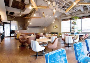 WIRED CAFE 梅田 Nuchayamachi