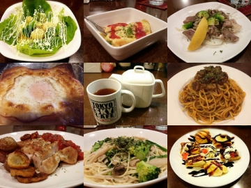 TOKYO SKY CAFE