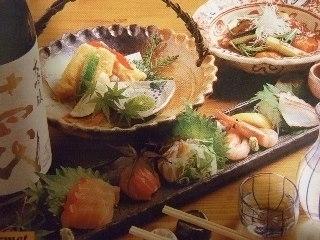 旬菜盃ダイニング吟波