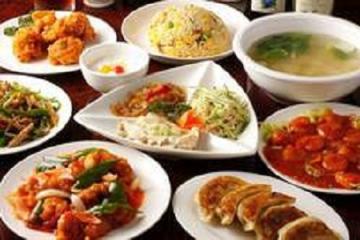 本格中国料理食べ放題 江南亭 四谷店