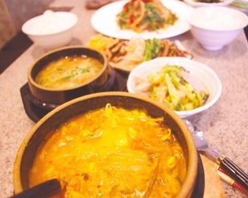 韓国料理 のら