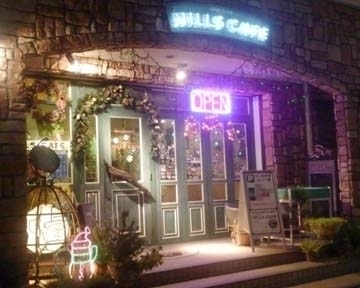one tree HILLS CAFE