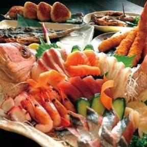 魚河岸本舗 魚魚屋 勝川店