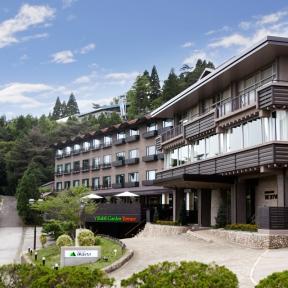 グランドホテル 六甲スカイヴィラ ビラブリガーデンテラス