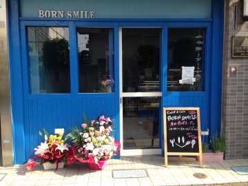 cake&caf'e BORN SMILE