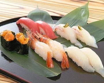 グルメ回転寿司函太郎上磯店
