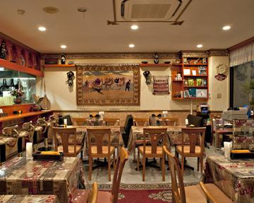 シルクロード・タリムウイグルレストラン